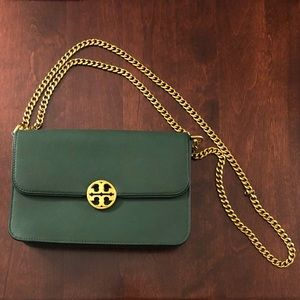 NWOT Tory Burch Chelsea Convertible Shoulder Bag